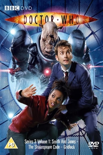 Poster of Doctor Who: Gridlock fragman
