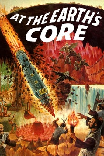 At the Earth's Core (1976) - poster