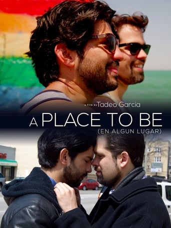 A Place to Be Movie Poster