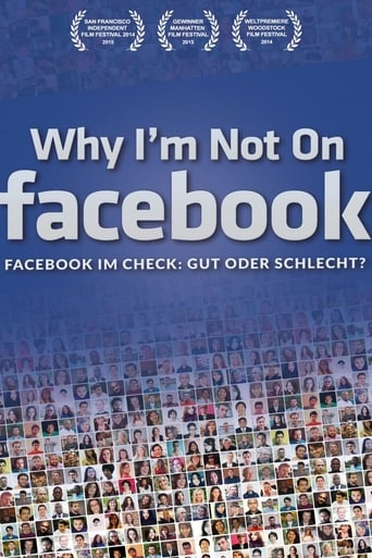 Poster of Why I'm Not on Facebook