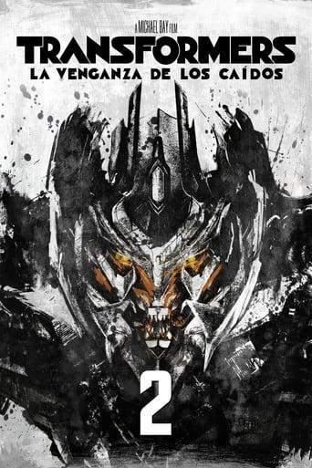 Poster of Transformers: La venganza de los caídos