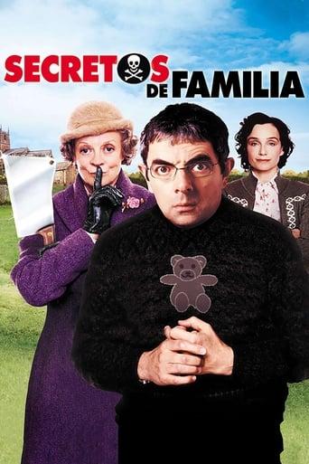 Poster of Secretos de familia
