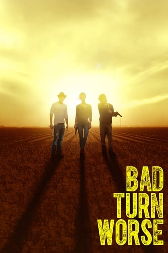 Poster of Bad Turn Worse