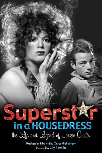 Poster of Superstar in a Housedress: The Life and Legend of Jackie Curtis