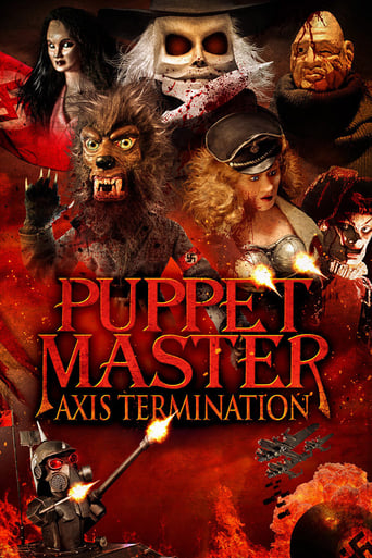 Poster of Puppet Master: Axis Termination