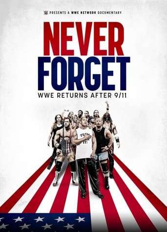 Never Forget: WWE Returns After 9/11