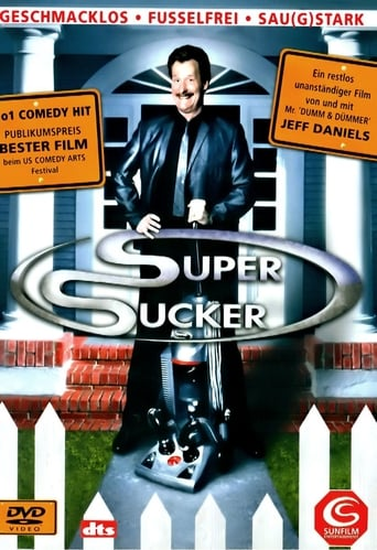 Poster of Super Sucker