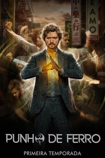 Punho de Ferro 1ª Temporada - Poster