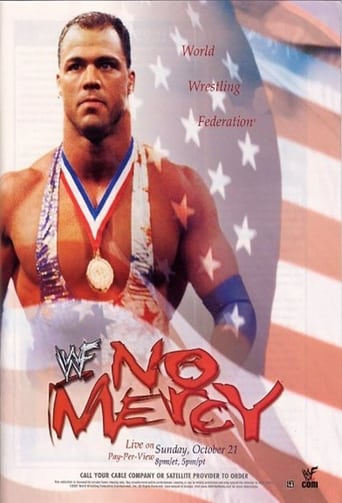 Poster of WWE No Mercy 2001