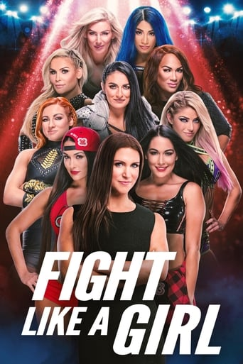 Poster of Fight Like a Girl