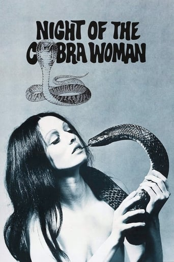 Poster of Night of the Cobra Woman