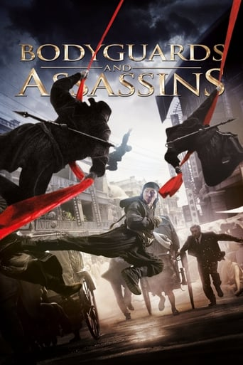 Poster of Bodyguards and Assassins