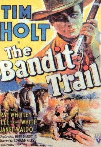 Poster of The Bandit Trail