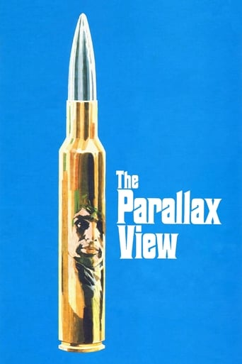 Poster of The Parallax View