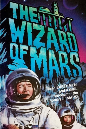 'The Wizard of Mars (1965)