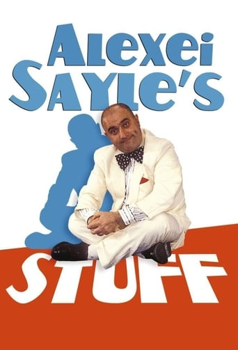 Poster of Alexei Sayle's Stuff