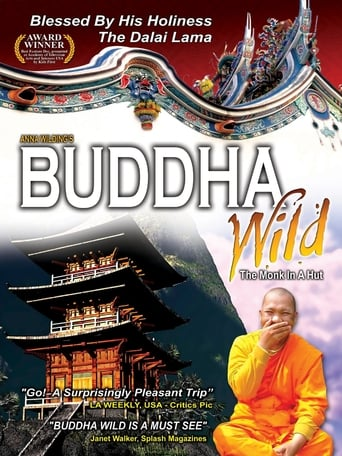 Poster of Buddha Wild: Monk in a Hut