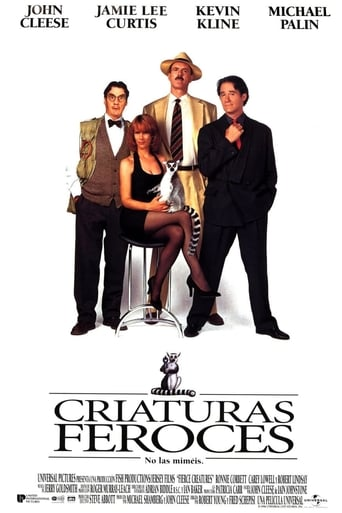 Poster of Criaturas feroces