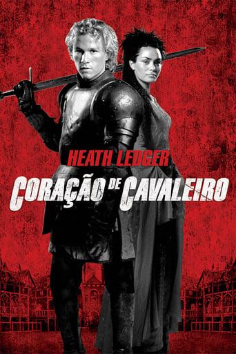 Coração de Cavaleiro - Poster