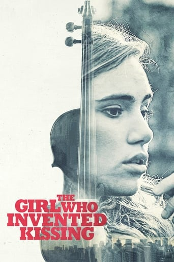 Poster of The Girl Who Invented Kissing
