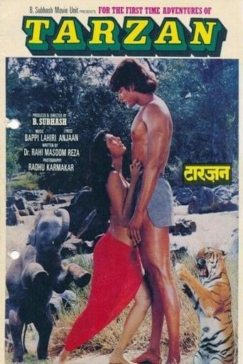 Poster of Adventures of Tarzan