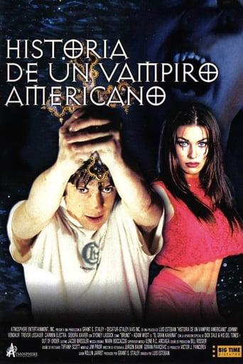 Poster of Historia de un vampiro americano