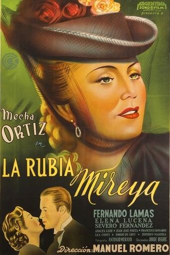 Poster of La rubia Mireya