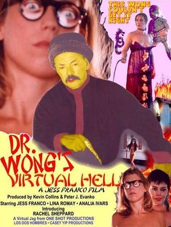 Poster of El Infierno Virtual del Dr. Wong