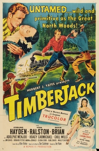 Poster of Timberjack