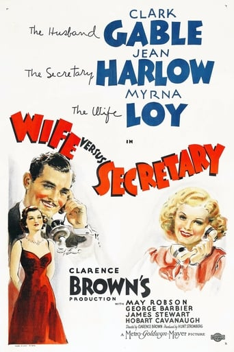Poster of Wife vs. Secretary