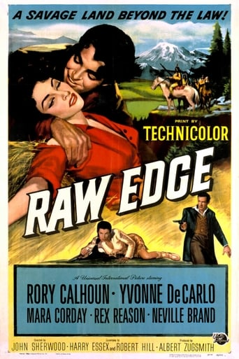 Poster of Raw Edge
