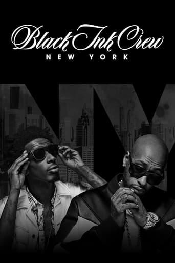 Black Ink Crew New York Movie Poster