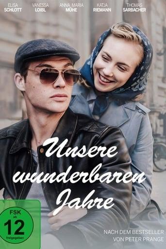 Poster of Unsere wunderbaren Jahre