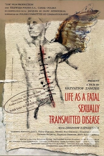 Poster of Life as a Fatal Sexually Transmitted Disease
