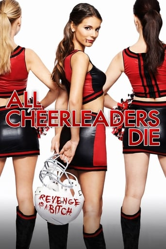 Poster of All Cheerleaders Die