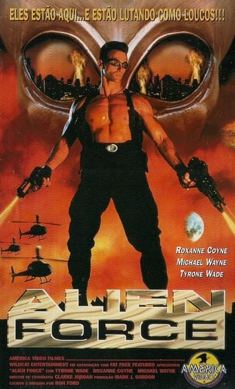 Poster of Alien Force
