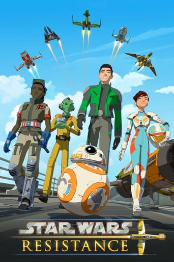 Poster of Star Wars Resistance