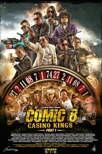 Poster of Comic 8: Casino Kings Part 1