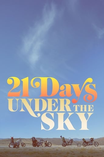 Poster of 21 Days Under the Sky