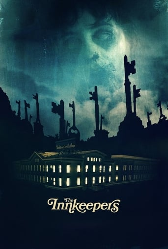 Poster of The Innkeepers