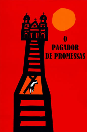 O Pagador de Promessas - Poster