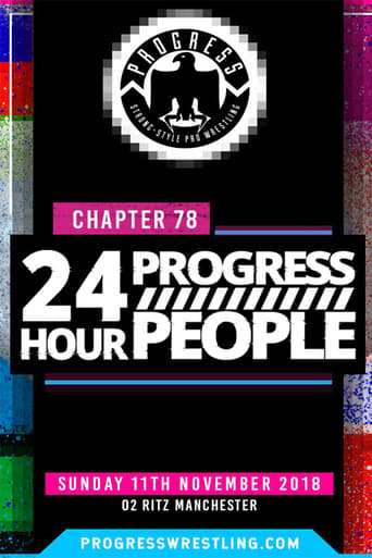 Poster of PROGRESS Chapter 78: 24 Hour PROGRESS People