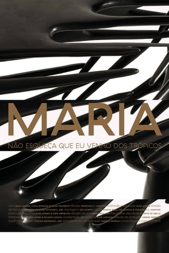 Poster of Maria: Don't Forget I Come From the Tropics