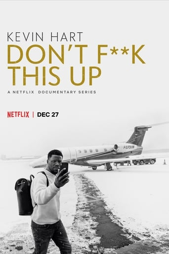 Kevin Hart: Don't F**k This Up Poster
