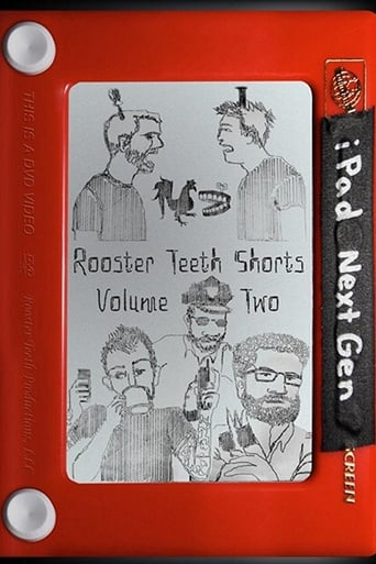 Poster of Rooster Teeth Shorts: Volume Two