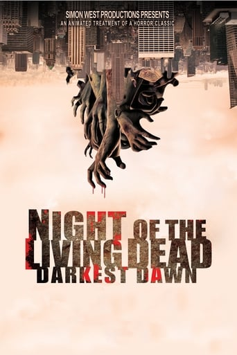 Poster of Night of the Living Dead: Darkest Dawn