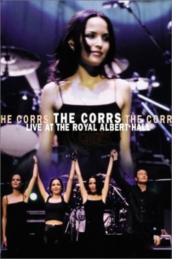 Poster of The Corrs: 'Live at the Royal Albert Hall'