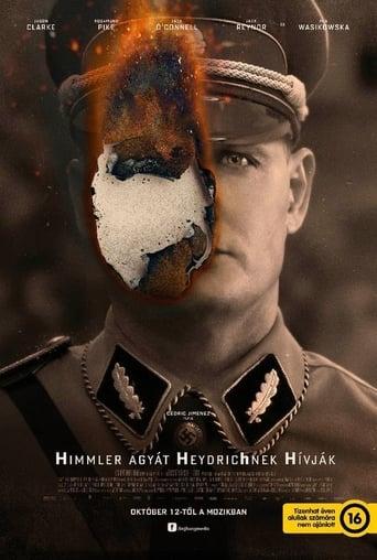 Poster of HHhH - Himmler agyát Heydrichnek hívják