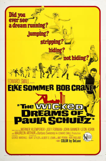 Poster of The Wicked Dreams of Paula Schultz