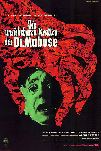 Die unsichtbaren Krallen des Dr. Mabuse